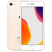 Apple IPhone 8 256GB Gold ( Generalüberholt )